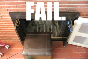 Fireplacefail